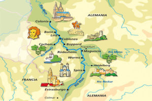 Creuer rhin_mosela mapa