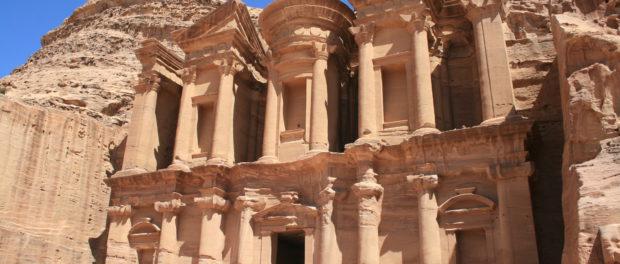 Jordania El Monastir Petra,